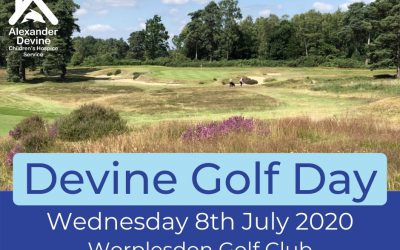 Devine Golf Day, 8th July 2020