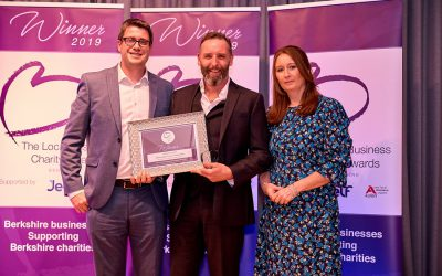Penguin Events scoops Local Business Charity Award