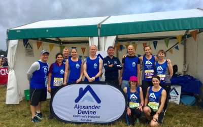 Team Devine complete Windsor Half Marathon