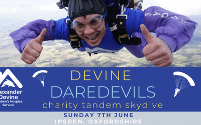 Devine Daredevils Skydive, 7th June 2020