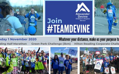 Run Reading, *New date* Sunday 1 November 2020