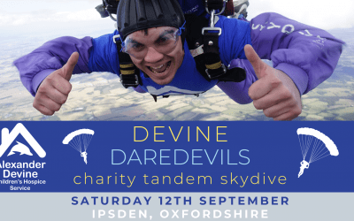 Devine Daredevils Skydive, 12th September 2020