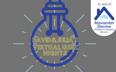 David and Julia's Virtual Quiz Nights