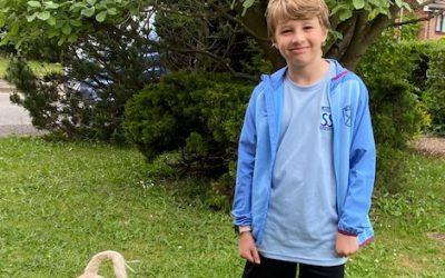 Maidenhead schoolboy's marathon challenge