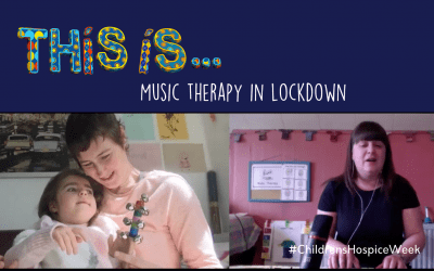 Music therapy during lockdown