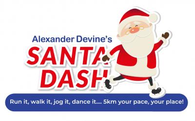 Santa Dash, Sunday 29 November 2020