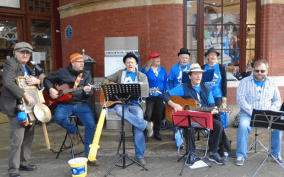 Devine Buskers adapt with virtual busking fundraisers