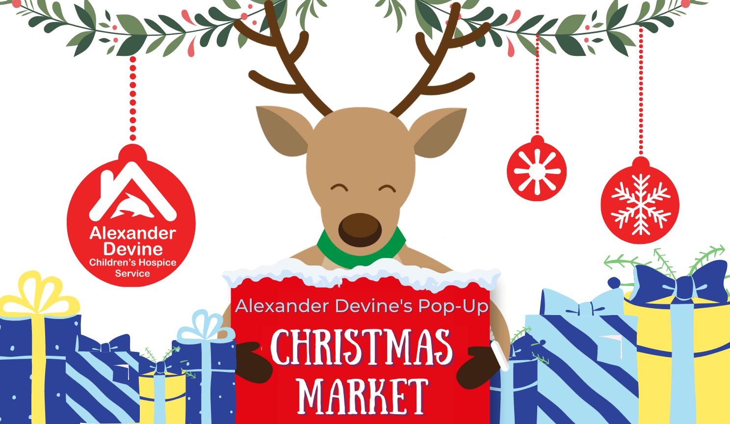 Pop-Up Christmas Market, December 2020