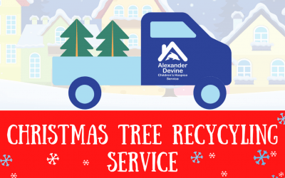 Christmas Tree Collection Service, 9 and 10 January 2021