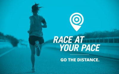 Virtual Race at Your Pace
