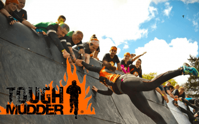 Tough Mudder, 15 and 16 May 2021