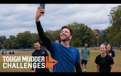 Virtual Tough Mudder Challenges