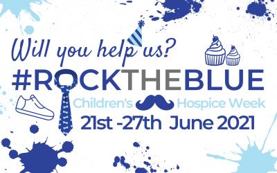 Rock The Blue! 21-27 June 2021