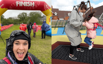 Alexander's Nurse Vicki takes on 100km Jurassic Coast challenge